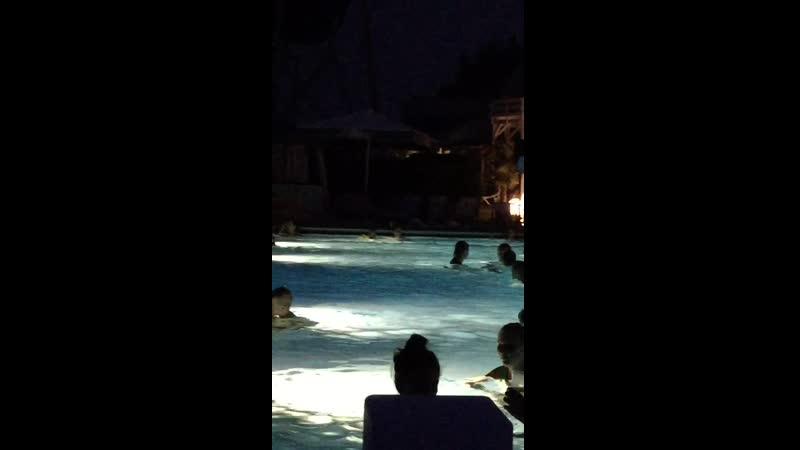 Erdinger Therme Pool Party