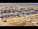 Мегасооружения России. Самый большой в мире газоперерабатывающий завод