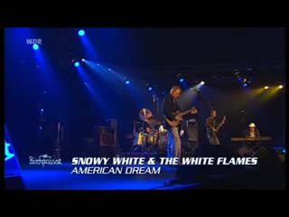 Snowy White and The White Flames Leverkusen 2007