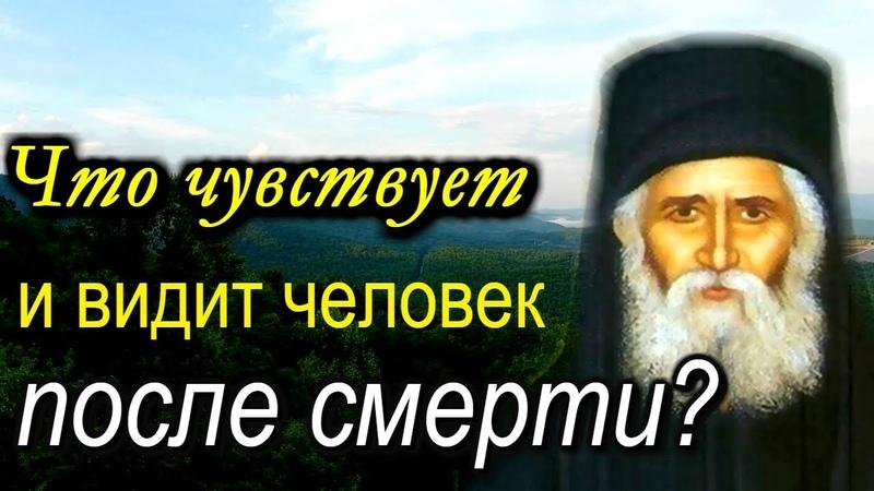 О жизни после кончины Осуждённые усопшие Грядущий Страшный Суд Преп Паисий Святогорец