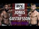 СУМАСШЕДШИЙ РЕВАНШ! ДЖОН ДЖОНС vs АЛЕКСАНДР ГУСТАФССОН 2 / UFC 232 КТО ЖЕ КОГО В ЭТОТ РАЗ?