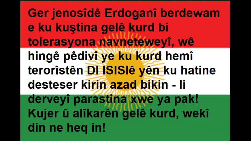 MASvid_Der türkische Völkermord an den Kurden kann weitergehen - der Westen lässt ihn zu!