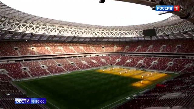 Вести в 20 00 Российские города готовятся принять участников чемпионата мира и болельщиков