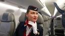 Из модели в бортпроводницы: один день из жизни стюардессы