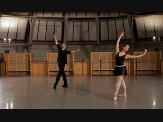 Ballet Class With Amandine Albisson - Opéra national de Paris