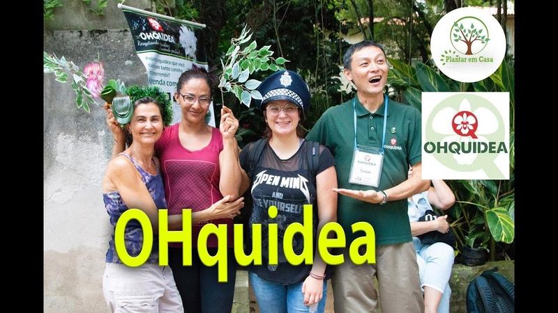 SALVANDO ORQUÍDEAS OLHA O OHquidea PARA LHE AJUDAR