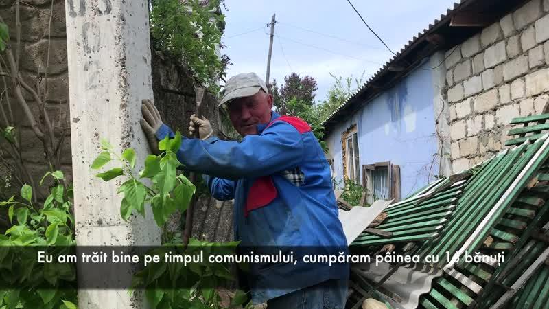 Unirea Acasă satul Cinișeuți, raionul Rezina