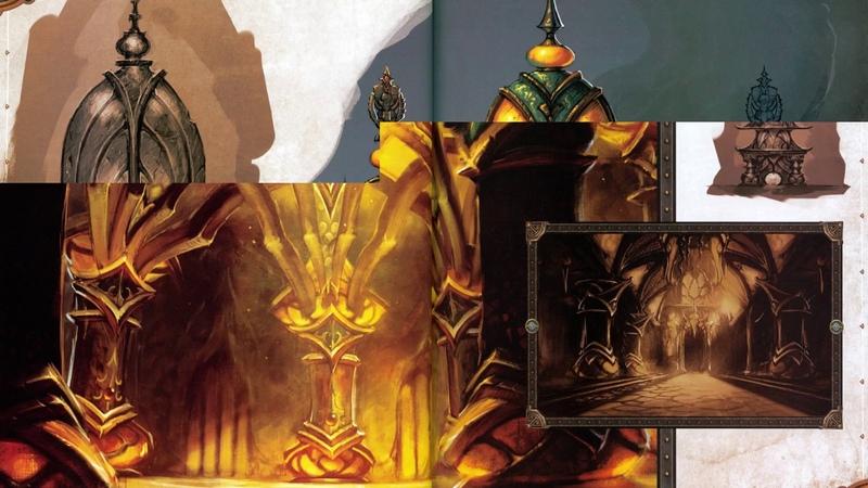 Рассказы WarCraft. Роберт Брукс. Смерть с небес, глава 7.