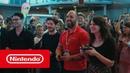 Nintendo на Comic Con Saint Petersburg 2019 с Iwan Rheon Bryan Dechart и Amelia Rose Blaire