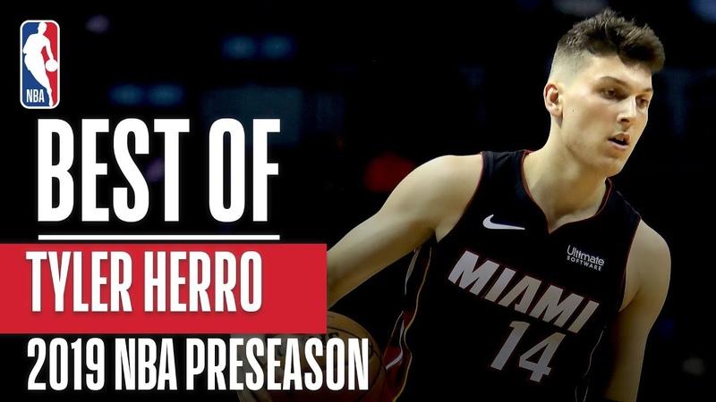 BEST OF TYLER HERRO From 2019 NBA Preseason