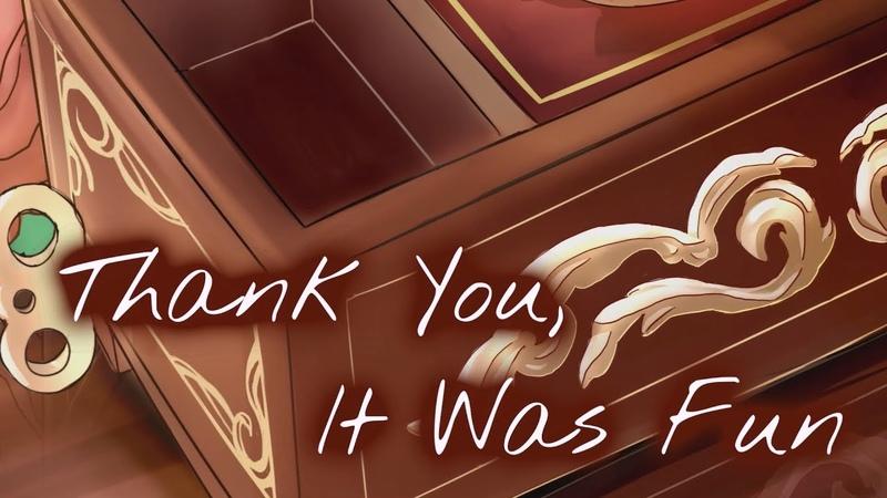 MEIKO・KAITO Thank You It Was Fun Vocaloid Original