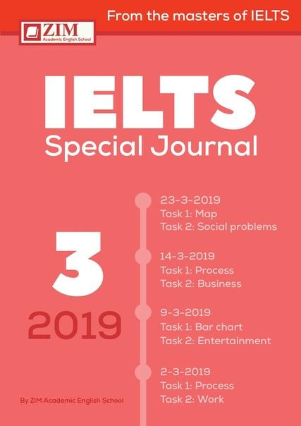 ielts special journal 2019 03