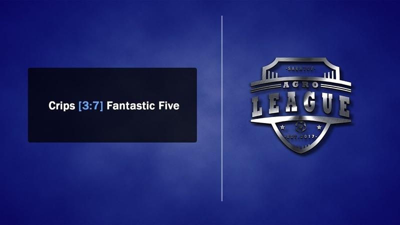 Crips [ 3 : 7 ] Fantastic Five
