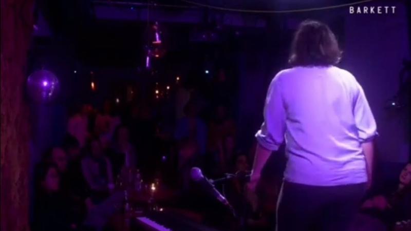 He Loves Jesus - live at Barkett - Juliana Strangelove