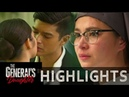 Rhian turns emotional upon witnessing Jessie and Ethan's wedding The General's Daughter