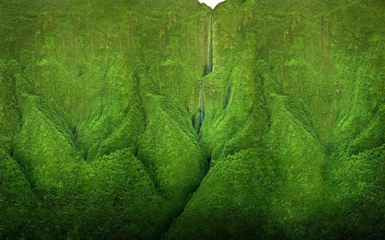 Водопад Хонокохау, изображение №3