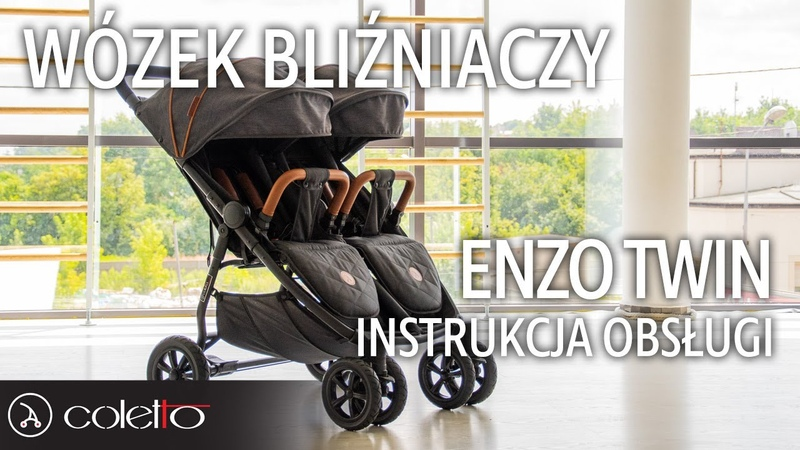 ENZO Twin Instrukcja obsługi i montażu COLETTO