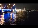 Разводной мост дворцовый мост