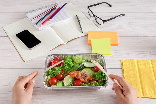 Как похудеть в офисе: 5 способов правильно питаться, изображение №2
