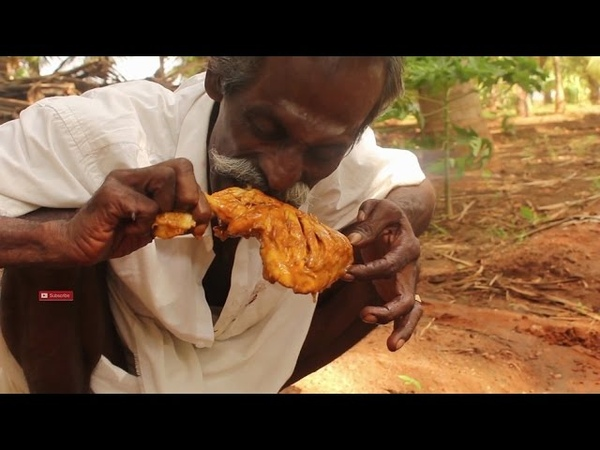 Chicken LEG kulambu Prepared by my Daddy Village food factory
