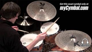 "Zildjian 21"" K Custom Special Dry Ride Cymbal (K0969-1010713K)"