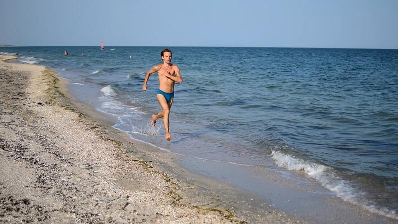 Пляжный отдых Бирючий Остров Азовское море