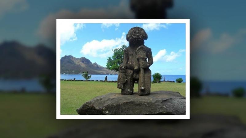 Смотри и думай История 6 Загадочные статуи Нуку Хива Statues of Nuku Hiva