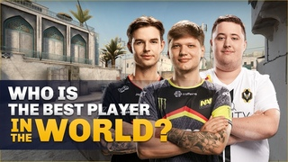 CSGO Pros Answer: Who Is The Best Player In The World? | Hot Takes