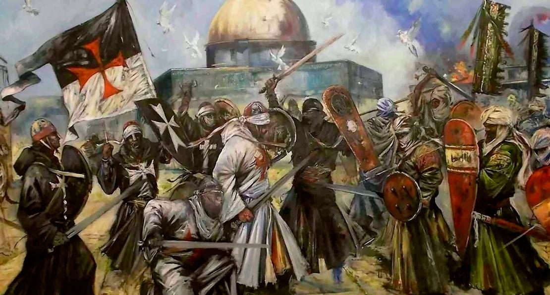 Штурм Иерусалима
