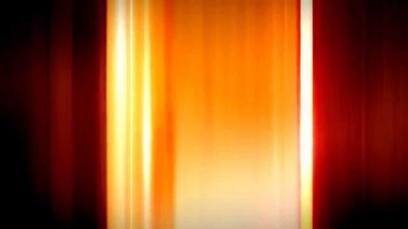 Видеофон Желто-коричневая горизонтальная абстракция