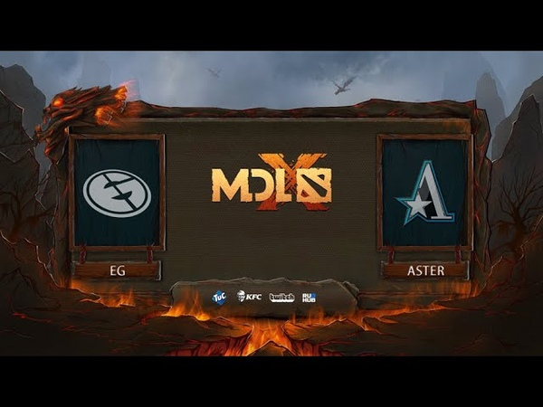 Evil Geniuses vs Team Aster, MDL Chengdu Major, bo3, game 1 [Lex 4ce]