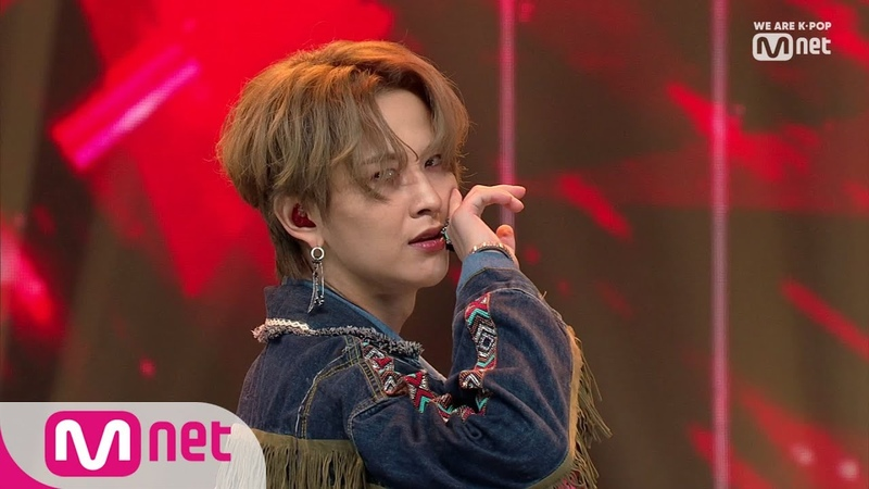 HaMinWoo Let Me Love U feat Lee Young Ji KPOP TV Show M COUNTDOWN 191003 EP 637
