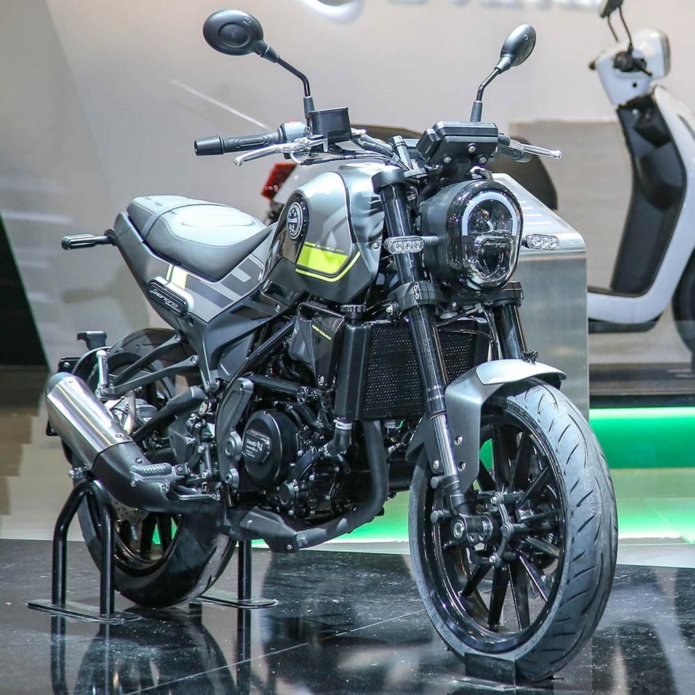 Benelli Leoncino 800 2020: итальянский дизайн, китайское производство