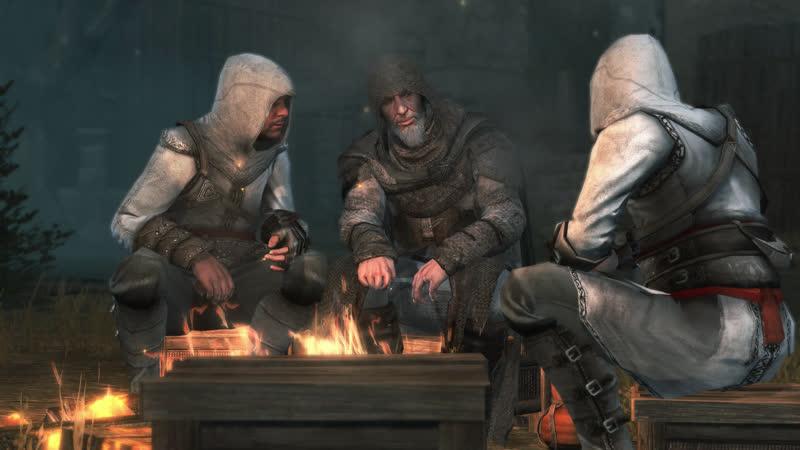 Assassins Creed Revelations Возвращение Наставника