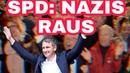 SPD FREUT SICH ZU FRÜH - NAZIS RAUS ‼️