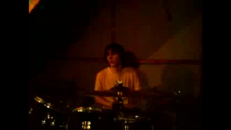 Xeed на барабанах