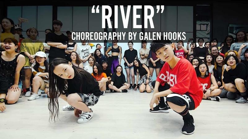 Bishop Briggs River Choreography by Galen Hooks