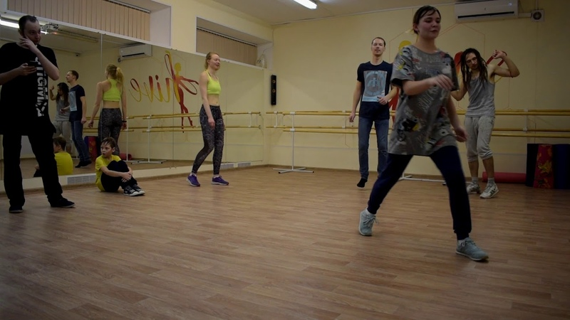 Dnb dance training 26.01.2020