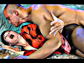 РУССКОЕ ПОРНО -- ТЁТЯ ОЛЯ ЛЕГКО ВОЗБУДИЛАСЬ ОТ НАПОРА МОЛОДОГО МУЖЧИНЫ -- sex milf