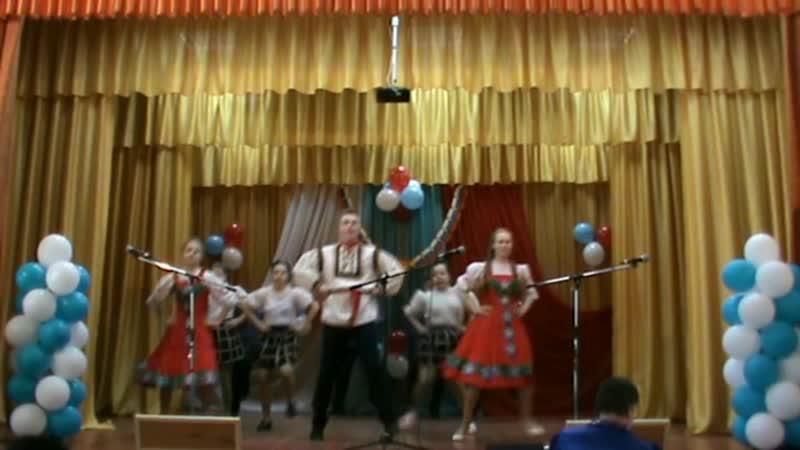 Танцевальный коллектив ДК ПЕРЕХОДНЫЙ ВОЗРАСТ - танец РОЗА (22 февраля 2020)