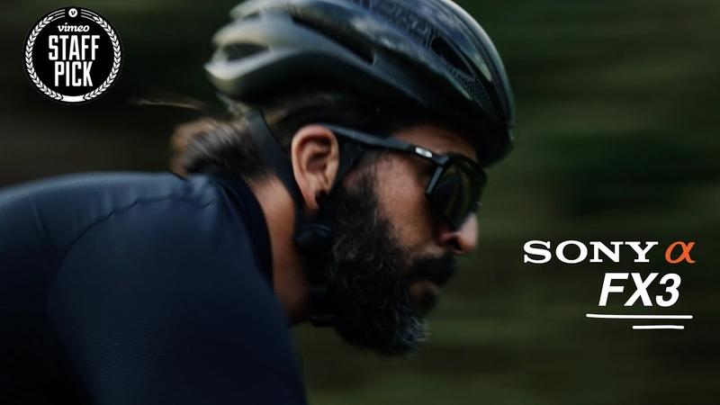 A Cinematic Cycling Film SONY FX3 Rapha RIDES Maui