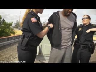 Black Patrol 9  [порно, трах, ебля,  секс, инцест, porn, Milf, home, шлюха, домашнее, sex, минет, измена]