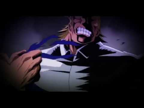 Love out of Respect || erasermight amv || all might x eraserhead
