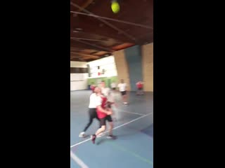 Leaked footage of a Man Utd training session