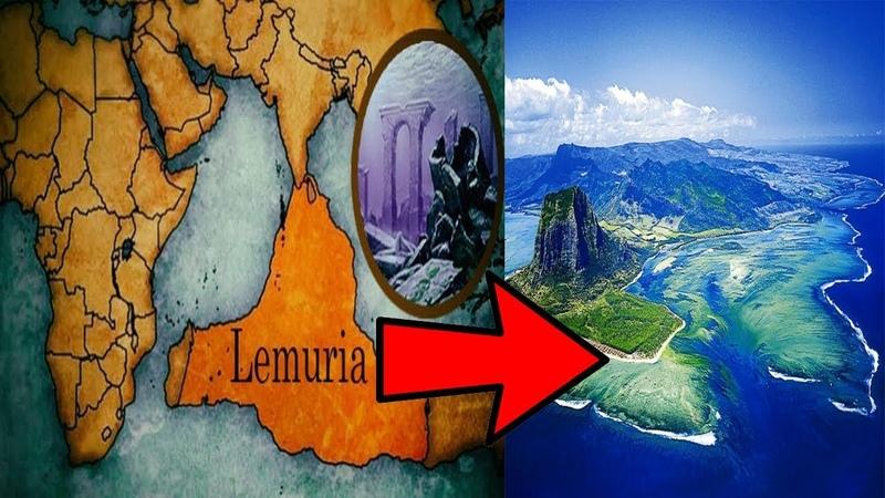 Izgubljeni Kontinent LEMURIA