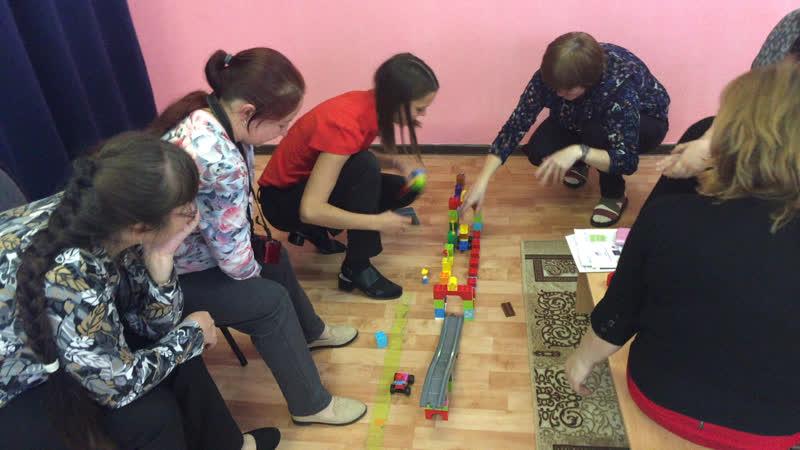 Семинар «Игровое STEAM обучение с набором LEGO Планета STEAM. Подготовка к соревнованиям» в Лысьве