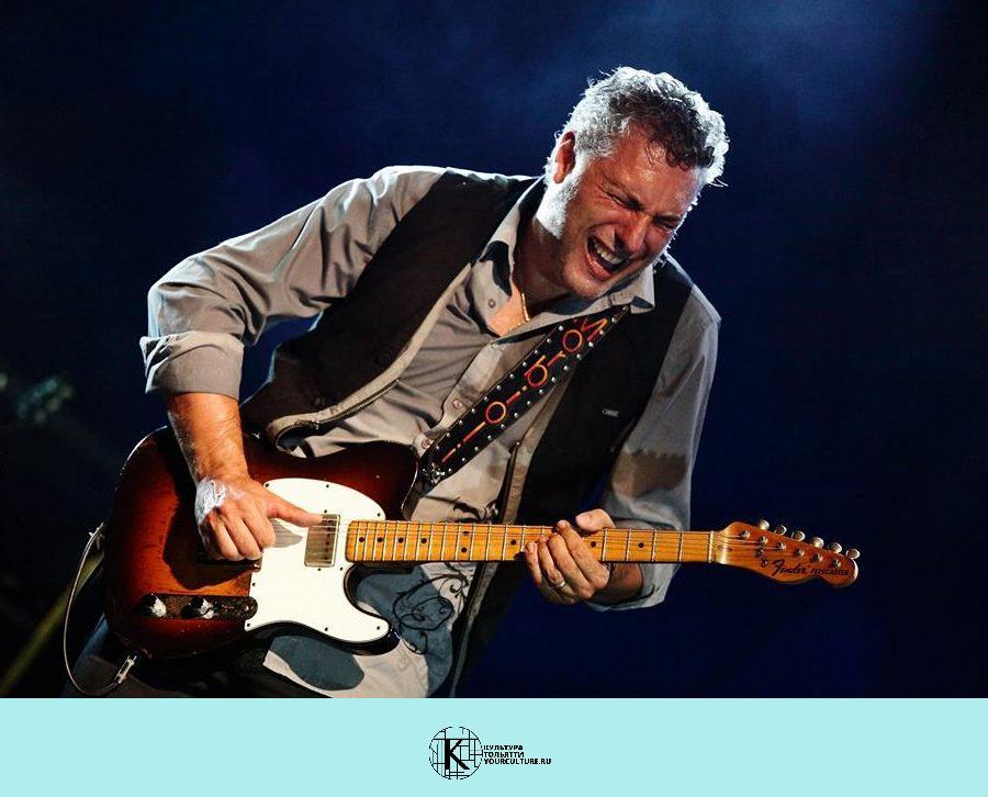 Роберто Морбиоли (гитара, вокал)