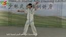 Shaolin Yin hand Stick 5