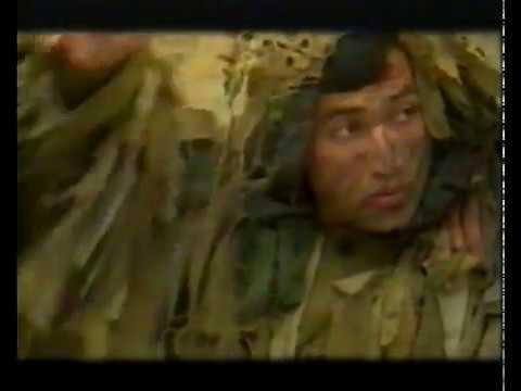 CƏSURLAR DƏSTƏSİ (Azərbaycan ordusunun kəşfiyyatçıları haqda ilk film)