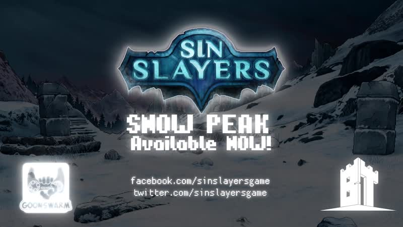 Sin Slayers: Трейлер дополнения «Снежный Пик»